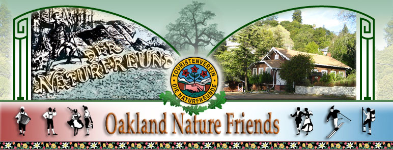 Oakland Nature Friends